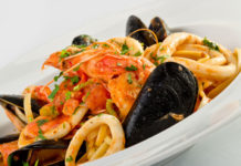seafood-linguine