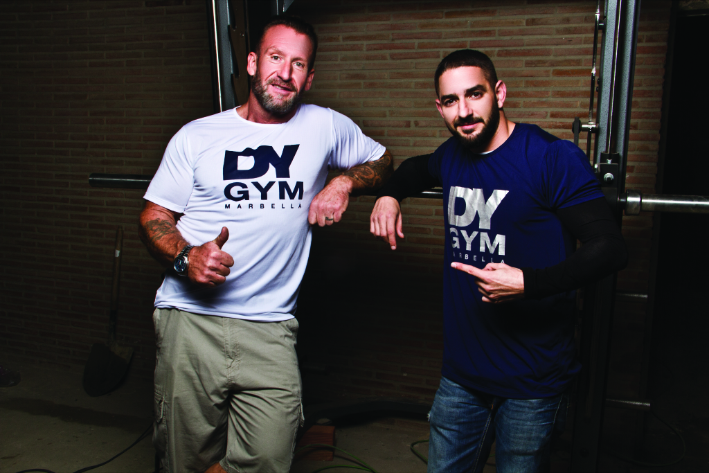 DY Gym Opens - Rocks Mag