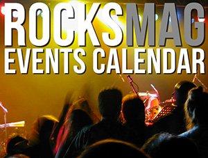 RocksMag Events Calendar