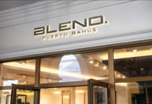 Blend Kitchen and Lounge introduces an eclectic international cuisine in a cosmopolitan vibe