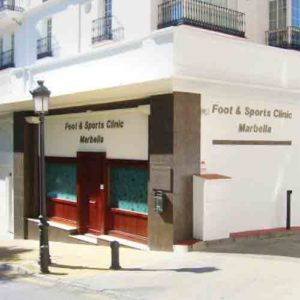 Foot & Sports Clinic Marbella 3