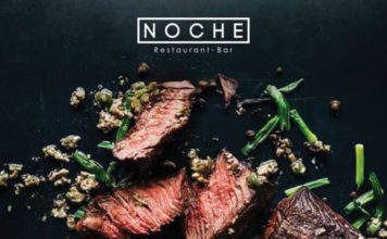 oche Banus is a new restaurant and bar offering innovative international and Asian fusion cuisine