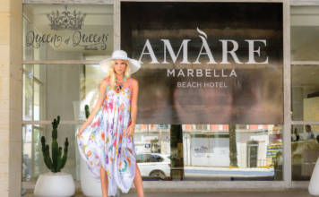 QUEEN OF QUEENS FASHION MARBELLA ROCKS MAGAZINE AUGUST 2017