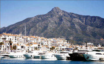 THE GLAMOUR OF MARBELLA - rocks magazine