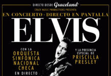 ELVIS CONSERT- CRAZY MUSIC PRODUCTIONS
