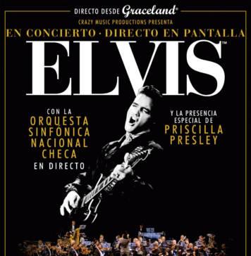 ELVIS CONSERT- CRAZY MUSIC PRODUCTIONS