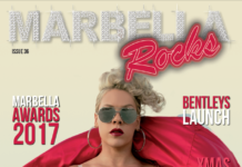 Marbella Rocks Magazine November/December 2017 – Issue 36