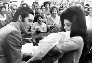 Prescilla and Elvis