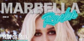 marbella rocks july 2018 cover