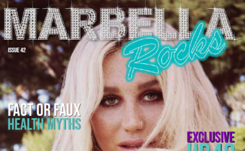 marbella rocks july 2018 cover